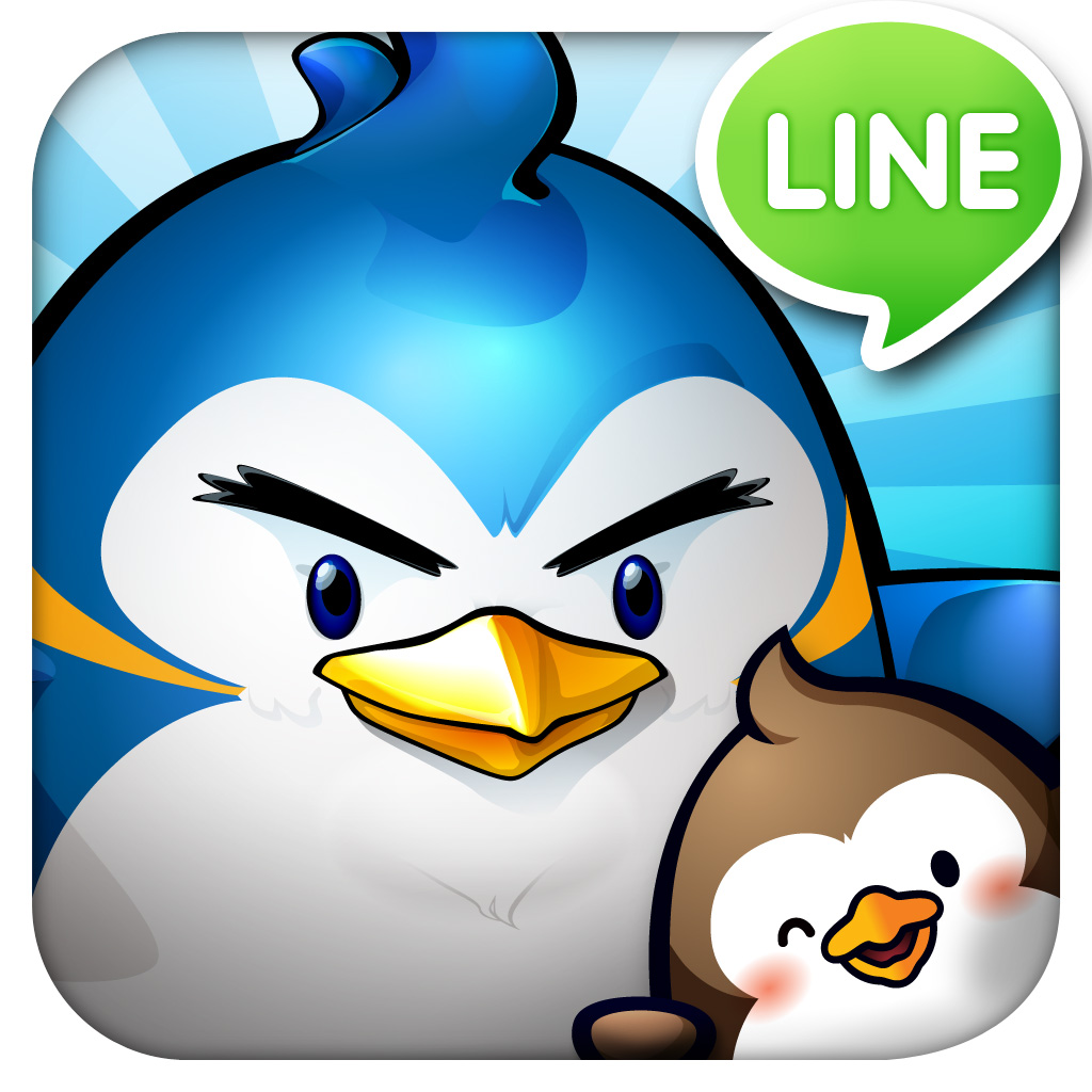 LINE エアペンギンフレンズ